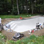 American Pool Service - Replastered Pool