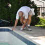 American Pool Service - Pool Coping